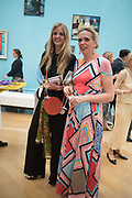 EMMA KING; SIAN TURNER, Royal Academy Summer Exhibition party. Burlington House. Piccadilly. London. 6 June 2018