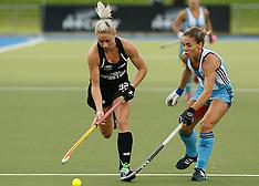 Auckland-Hockey, New Zealand v Argentina, test 1