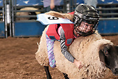 March 25, 2017 Mutton Bustin'