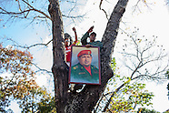Hugo Chavez - Funeral Procession