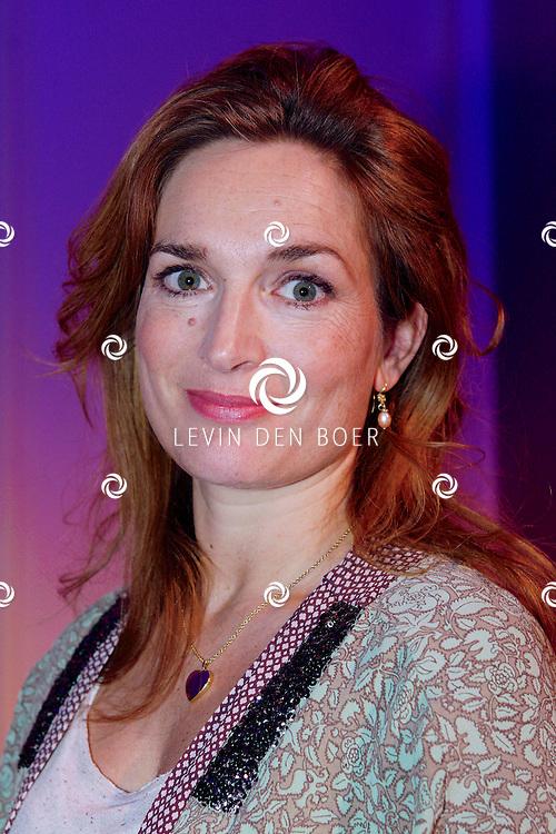 HILVERSUM - In Studio21 hield RTL5 de perspresentatie van hun nieuwe dagelijkse soap 'Malaika'.  Met op de foto actrice Betje Koolhaas. FOTO LEVIN DEN BOER - PERSFOTO.NU