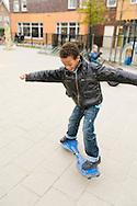 Nederland, Hellevoetsluis, 20101013..Kinderopvang Kinderkoepel