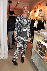 TIPHAINE CHAPMAN at a party to celebrate the launch of the store & Other Stories, 256 Regent Street, London on 7th March 2013.