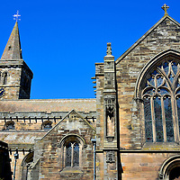 Holy Trinity Church in St Andrews, Scotland<br />
