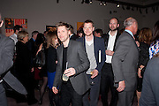 CHRISTOPHER BAILEY, Can we Still Be Friends- by Alexandra Shulman.- Book launch. Sotheby's. London. 28 March 2012.