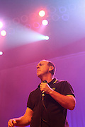Bad Religion performs at The Congress Theater in Chicago, Illinois for Riotfest 2010 on 2010-10-08.