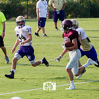 07-19-17 Berryville Sr. Football at Branson Camp