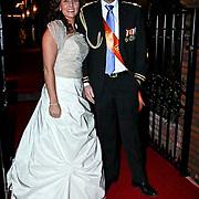 NLD/Volendam/20081221 - Housewarming feest Jan Smit en partner Yolanthe Cabau van Kasbergen, zus Jenny Smit en partner