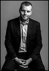 Portraits of  The editor of Con Home Tim Montgomerie, Tuesday October 30, 2012. Photo By Andrew Parsons / i-Images