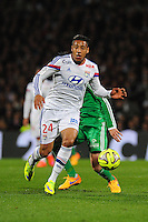 Corentin TOLISSO - 19.04.2015 - Lyon / Saint Etienne - 33eme journee de Ligue 1<br /> Photo : Jean Paul Thomas / Icon Sport