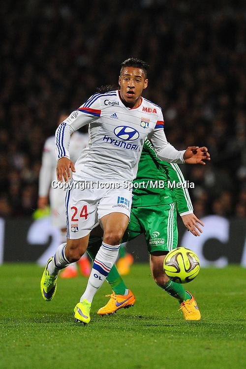 Corentin TOLISSO - 19.04.2015 - Lyon / Saint Etienne - 33eme journee de Ligue 1<br /> Photo : Jean Paul Thomas / Icon Sport