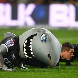 DURBAN, SOUTH AFRICA - JULY 15: GV during the Super Rugby match between the Cell C Sharks and Sunwolves at Growthpoint Kings Park on July 15, 2016 in Durban, South Africa. (Photo by Steve Haag/Gallo Images)