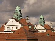 Bad Nauheim, Jugendstil Anlage Sprudelhof