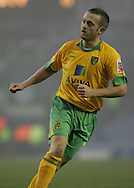 Sheffield - Saturday, November 29th, 2008: Sammy Clingan of Norwich City celebrates scoring the penalty goal against Sheffield Wednesday during the Coca Cola Championship match at Hillsborough, Sheffield. (Pic by Michael Sedgwick/Focus Images)