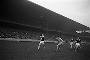 17/03/1965<br /> 03/17/1965<br /> 17 March 1965<br /> Railway Cup Football final Ulster v Connacht at Croke Park, Dublin.