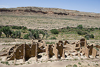 Chaco Canyon NHS, New Mexico