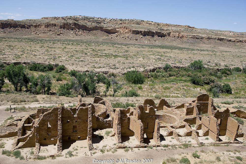Chaco Canyon NHS, New Mexico