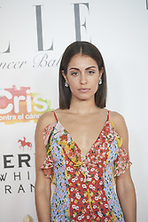 May 30, 2019 - Madrid, Madrid, Spain - Hiba Abouk attends Solidarity gala dinner for CRIS Foundation against Cancer at Intercontinental Hotel on May 30, 2019 in Madrid, Spain (Credit Image: © Jack Abuin/ZUMA Wire)