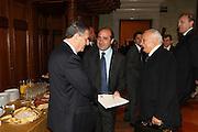 DESCRIZIONE : Roma Palazzo Chigi Commissione FIBA in visita per assegnazione dei Mondiali 2014<br /> GIOCATORE : Massimo Cilli Rocco Crimi<br /> SQUADRA : Fiba Fip<br /> EVENTO : Visita per assegnazione dei Mondiali 2014<br /> GARA :<br /> DATA : 03/04/2009<br /> CATEGORIA : Ritratto<br /> SPORT : Pallacanestro<br /> AUTORE : Agenzia Ciamillo-Castoria/G.Ciamillo