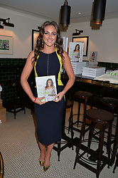 NATASHA CORRETT at a party to celebrate the publication of Honestly Healthy Cleanse by Natasha Corrett held at Tredwell's Restaurant, 4a Upper St.Martin's Lane, London on 14th January 2015.