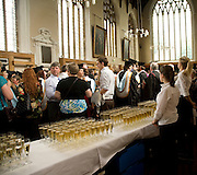 Graduation award ceremony reception, St Andrews Hall, Norwich, Norfolk, England