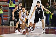DESCRIZIONE : Roma Lega A 2014-15 Acea Roma Granarolo Bologna<br /> GIOCATORE : Jordan Morgan<br /> CATEGORIA : contropiede palleggio<br /> SQUADRA : Acea Roma<br /> EVENTO : Campionato Lega A 2014-2015<br /> GARA : Acea Roma Granarolo Bologna<br /> DATA : 04/01/2015<br /> SPORT : Pallacanestro <br /> AUTORE : Agenzia Ciamillo-Castoria/GiulioCiamillo<br /> Galleria : Lega Basket A 2014-2015<br /> Fotonotizia : Roma Lega A 2014-15 Acea Roma Granarolo Bologna