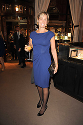 SANTA SEBAG-MONTEFIORE at a party to celebrate the publication of Inheritance by Tara Palmer-Tomkinson at Asprey, 167 New Bond Street, London on 28th September 2010.