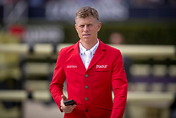 Kuhner Max, AUT<br /> Longines FEI Jumping Nations Cup™ Final<br /> Barcelona 20128<br /> © Hippo Foto - Dirk Caremans<br /> 07/10/2018