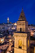 San Pietro Barisano, Sassi, Matera, Basilicata, Italy