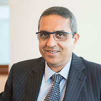 Sandeep Sharma, Head of Global Private Banking, South East Asia at HSBC, poses for a photograph on 15 August 2017, in Singapore, Singapore. Photo by Weixiang Lim / studioEAST