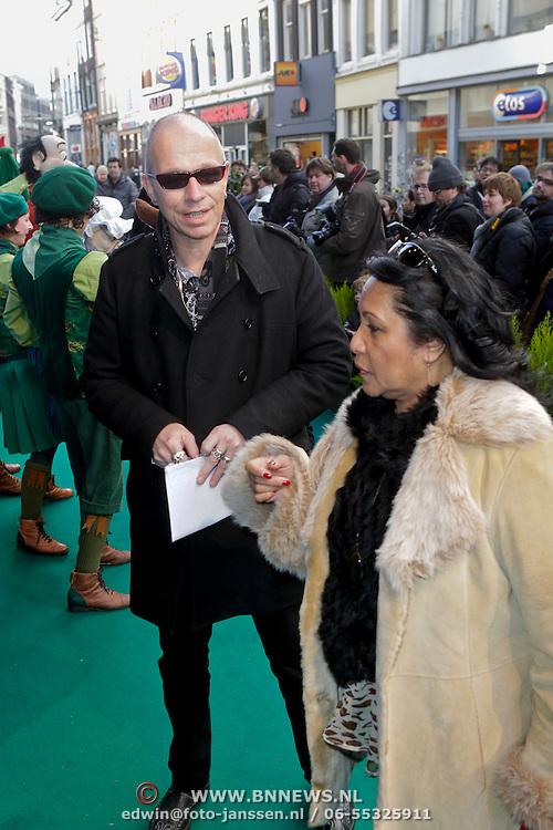 NLD/Amsterdam/20120219 - Premiere Sprookjesboom de Film, schrijver Paul van Loon