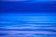 Twilight Blue, California Coast, Outside of Crescent City, CA,