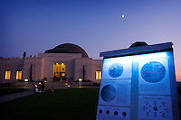 Los Angeles Astronomical Society Public Star Party, Griffith Observatory, California