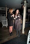 SARAH HAMMOND; ALEX RUSSELL, InStyle Best Of British Talent , Shoreditch House, Ebor Street, London, E1 6AW, 26 January 2011