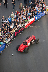 LIVERPOOL, ENGLAND - Tuesday, May 25, 2010: Monaco comes to Liverpool as some of the world's most expensive and powerful vehicles race down Liverpool famous waterfront as a preview to the Cholmondeley Pageant of Power event 17-18th July 2010. (Pic by Jon Buckle/Propaganda)