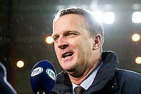 EINDHOVEN - PSV - AZ , Voetbal , Seizoen 2015/2016 , Eredivisie , Philips stadion , 29-11-2015 , AZ trainer John van den Brom
