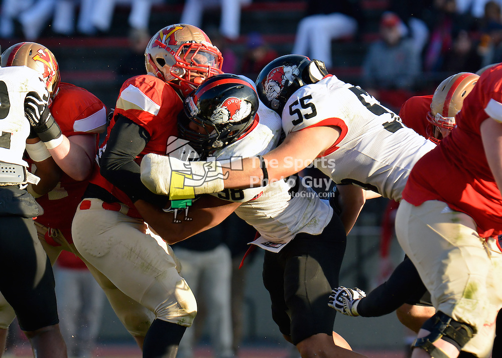 NCAA FCS: VMI Keydets exit Big South Conference with a bang, defeating Gardner-Webb 27-9