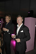Rhys Ifans and Gary Kemp. The Summer Party sponsored by Yves St. Laurent. Serpentine Gallery. 11 July 2006. . ONE TIME USE ONLY - DO NOT ARCHIVE  © Copyright Photograph by Dafydd Jones 66 Stockwell Park Rd. London SW9 0DA Tel 020 7733 0108 www.dafjones.com