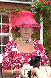 The COUNTESS OF HALIFAX at Royal Ascot <br /> on 21st June 2000.OFP 29<br /> © Desmond O'Neill Features:- 020 8971 9600<br />    10 Victoria Mews, London.  SW18 3PY <br /> www.donfeatures.com   photos@donfeatures.com<br /> MINIMUM REPRODUCTION FEE AS AGREED.<br /> PHOTOGRAPH BY DOMINIC O'NEILL