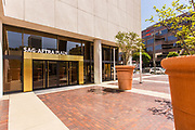 SAG-AFTRA Plaza on Wilshire Blvd Los Angeles
