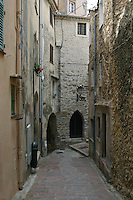 Roquebrune Village South of France