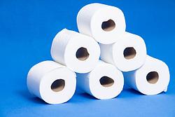toilet tissue or toilet paper