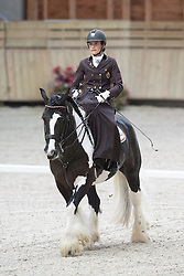 Minneci Barbara, (BEL), Barilla<br /> Grade II Team Test<br /> Para-Dressage FEI European Championships Deauville 2015<br /> &copy; Hippo Foto - Jon Stroud<br /> 18/09/15
