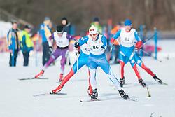 TUOMISTO llkka, FIN at the 2014 IPC Nordic Skiing World Cup Finals - Sprint