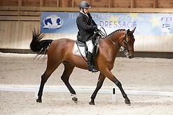 Lorquet Jose, (BEL), Fidelgo van het Hagehof<br /> Grade Ib Team Test<br /> Para-Dressage FEI European Championships Deauville 2015<br /> © Hippo Foto - Jon Stroud<br /> 18/09/15