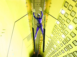 24.07.2015, Klima Wind Kanal, Wien, AUT, OESV, Skisprung, Training im Wind Kanal , im Bild Gregor Schlierenzauer // during a trainingssession of the Austrian ski jumping team in the Climatic Wind Tunnel, Vienna, Austria on 2014/07/24. EXPA Pictures © 2015, PhotoCredit: EXPA/ Sebastian Pucher