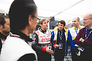 Pascal Vasselon, Technical Director<br /> TOYOTA GAZOO  Racing. <br /> Le Mans 24 Hours Race, 11th to 17th June 2018<br /> Circuit de la Sarthe, Le Mans, France.