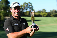 PERTH, AUSTRALIA - FEBRUARY 17: Ryan Fox (NZL) is the 2019 Champion at the ISPS Handa World Super 6, Lake Karrinyup Country Club, Perth, Western Australia, on February 17, 2019. <br /> .<br /> .<br /> .<br /> (Photo by: Naratip Golf Srisupab/SEALs Sports Images)<br /> .<br /> Any image use must include a mandatory credit line adjacent to the content which should read: Naratip Golf Srisupab/SEALs Sports Images
