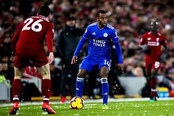 Ricardo Pereira of Leicester City - Mandatory by-line: Robbie Stephenson/JMP - 30/01/2019 - FOOTBALL - Anfield - Liverpool, England - Liverpool v Leicester City - Premier League