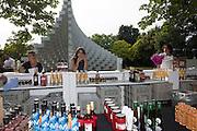 2016 SERPENTINE SUMMER FUNDRAISER PARTY CO-HOSTED BY TOMMY HILFIGER. Serpentine Pavilion, Designed by Bjarke Ingels (BIG), Kensington Gardens. London. 6 July 2016